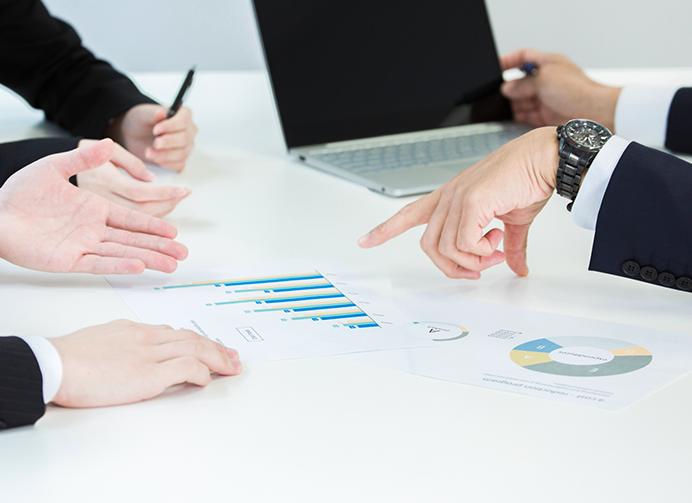 資産運用の計画立案から実践までをサポート